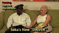 """Seka's New Interracial """"DRIVER"""""""