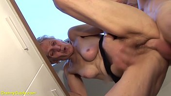 83 years old mom b. fucked by stepson 12 min