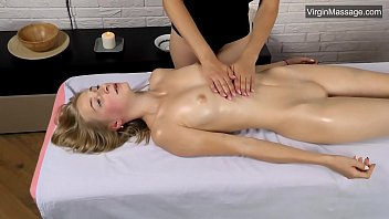 Hardcore orgasms from pussy massage