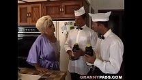 Granny Almost Dies In DP