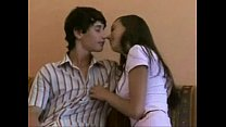 Hot young couple