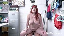 Horny Fat MILF Steals And Gets Caught- Amber Dawn
