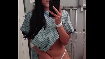 Quarantined Teen Almost Caught Masturbating In Hospital Room