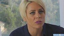 Gf sees bf anal fuck TS Kristen Kraves