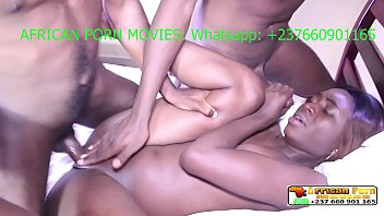 AFRICAN PORN MOVIES in Anale Double Sodomie