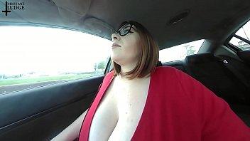 Unaware Giantess Tiny Passenger Caught 14 min