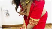 Sexy bhabhi sucked a cock to break her Karva-Chauth Fast - Desi Dark Fantasy