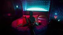 Cyberpunk 2077 Meredith Stout Sex Scene