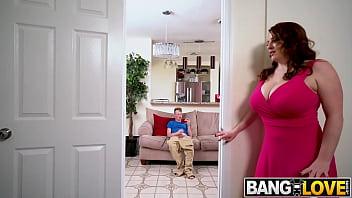 MILF Maggie Green Confronts Pervert Stepson