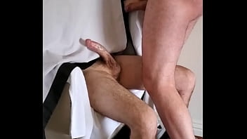 Straight stud feeds me multiple loads at my anonymous oral service chair in Los Angeles