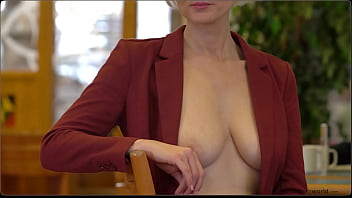 submissive business women - exposed in public