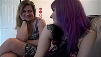 Thick Milfs Share Cock - Sabrina Violet & Clover Baltimore - Family Therapy - Alex Adams