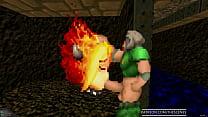 Hentai Doom HDOOM gameplay 2