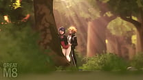 My Hero Academia: Denki and Jiro FUCK. (animation by GreatM8)
