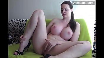Chubby Busty Russian Milf with Big Natural Tits 6 min