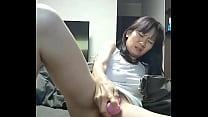 Japanese milf julie masturbation 1