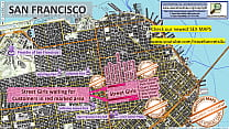San Francisco, Street Prostitution Map, Sex Whores, Freelancer, Streetworker, Prostitutes for Blowjob, Facial, Threesome, Anal, Big Tits, Tiny Boobs, Doggystyle, Cumshot, Ebony, Latina, Asian, Casting, Piss, Fisting, Milf, Deepthroat
