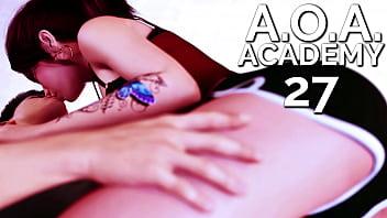 A.O.A. Academy #27 - Finally alone with Ashley!