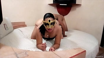 Esposa Milf Pawg se graba cogiendo con otro macho para regresar llena de leche mientras su cornudo espera el video en casa WP 3323491920