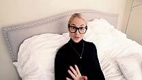 Horny Stepson Request Hot Blonde Stepmom Sarah Vandella For Sex