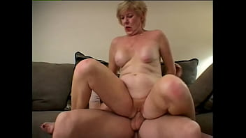 Hey My Grandma Is A Whore #7 - Old whore has a thing for young studs 85 min