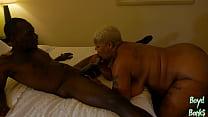 Boyd Banks Massaging Lady Onyxxx