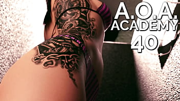 A.O.A. Academy #40 • With Valery in the fitting room