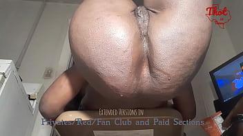 Ebony Cum Dumpster Pussy loves Creampies