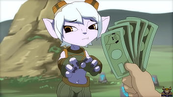 A great gangbang with Tristana for money