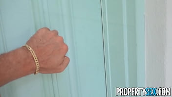 PropertySex Petite Asian Real Estate Agent Loving Some Big Client Dick
