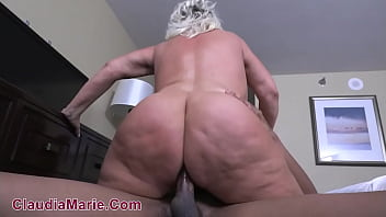 Cellulite Covered Fat White Ass Fucked Anal By Black Bull
