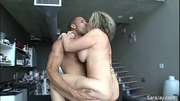 Pussy Fucked PAWG MILF Sara Jay Gets Deep Dicked By A Raging Hard Cock
