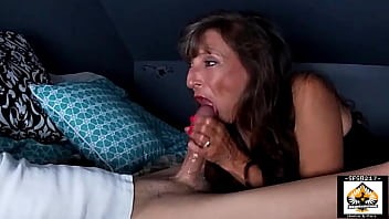 Hot Milf Sucks So GOOD He Cums 3 Times