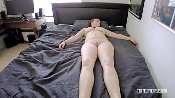 Hot MILF with Huge Tits Touched while Napping - Melanie Hicks 11 min