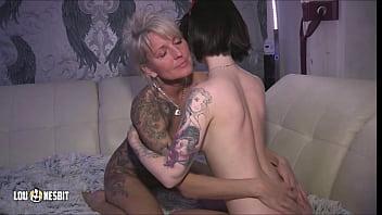 A hot lesbian Friendship Lou Nesbit, Lia Louise 8 min