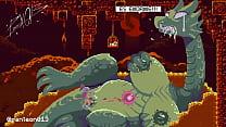 O guerreiro da paulandia se casa com uma dragoa