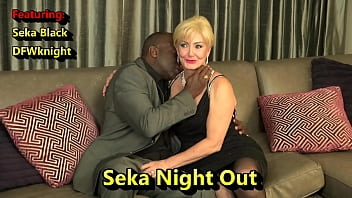 Seka's Interracial Night Out