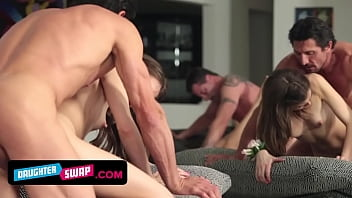 Horny Babes Join In A Foursome