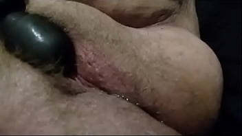 BBW Moaning Squirting Solo Orgasm