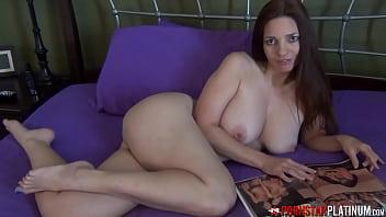 PORNSTARPLATINUM Big Tits Mindi Mink Solo Pussy Massage