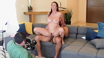 BANGBROS - Alexis Fawx Behind The Scenes With Johnny Castle