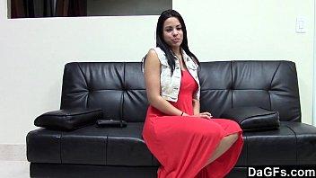 Cuban Babe Wants To Be A Pornstar