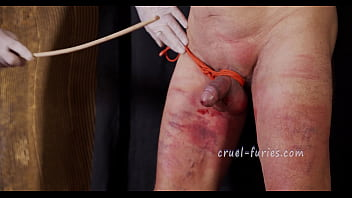 Cane on Poor Dick