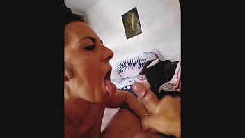 Compilation Cumshot in the face jenny