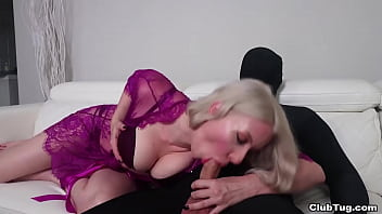 There he BLOWS- Sydney Page Epic Cum Blasting