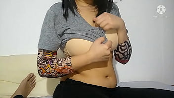 Desi Neha and her fun with papa in clear hindi audio part 1 of 3
