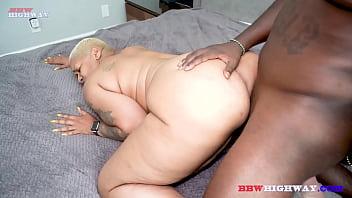 BIG BOOB GRANNY AND BLACK COCK