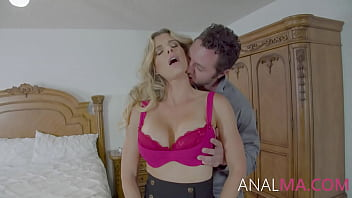 Madam Secretary Gets Her Pipes Cleaned - Cory Chase 8 min
