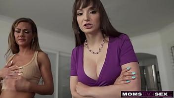 "Moms Teach Sex - Step Moms BFF ""Oh my god, he has a boner!"" S15:E10"