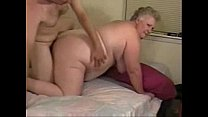 Horny granny paid to fuck with y.